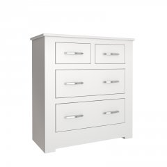 Portland Small 2 + 2 Chest of Drawers