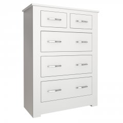 Portland Small 2+3 Chest of Drawers