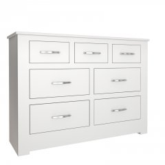 Portland Small 3+4 Chest of Drawers
