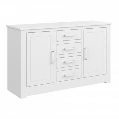 Portland Medium Centre Drawer Sideboard