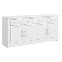Portland Four Door Four Drawer Sideboard