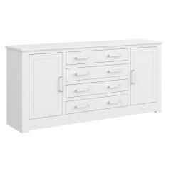 Portland Large Centre Drawer Sideboard