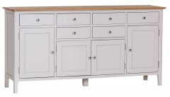 Solent 4 Door Sideboard