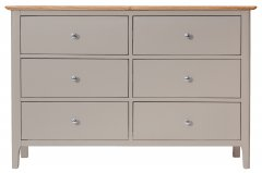Solent 6 Drawer Chest