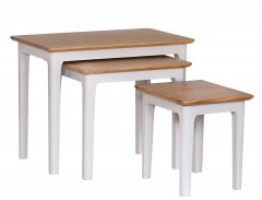 Solent Nest of 3 Tables