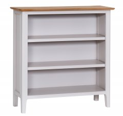 Solent Small Wide Bookcase