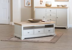 Oxford Large Storage Coffee Table