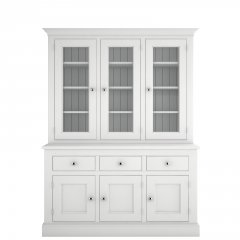 Millbrook Medium Full Glazed Dresser
