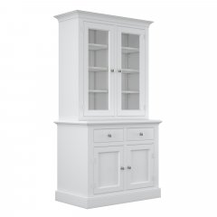 Millbrook Small Full Glazed Dresser