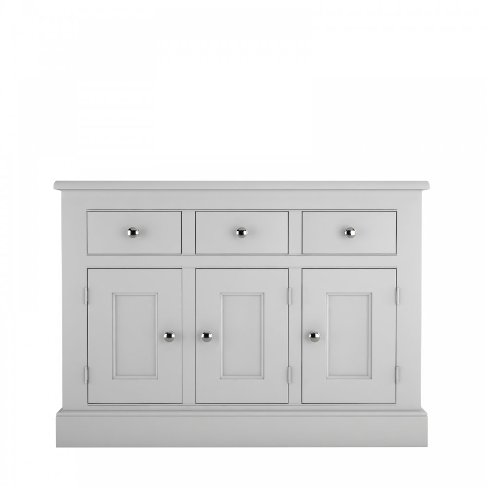 Millbrook 122cm Three Door Three Drawer Sideboard