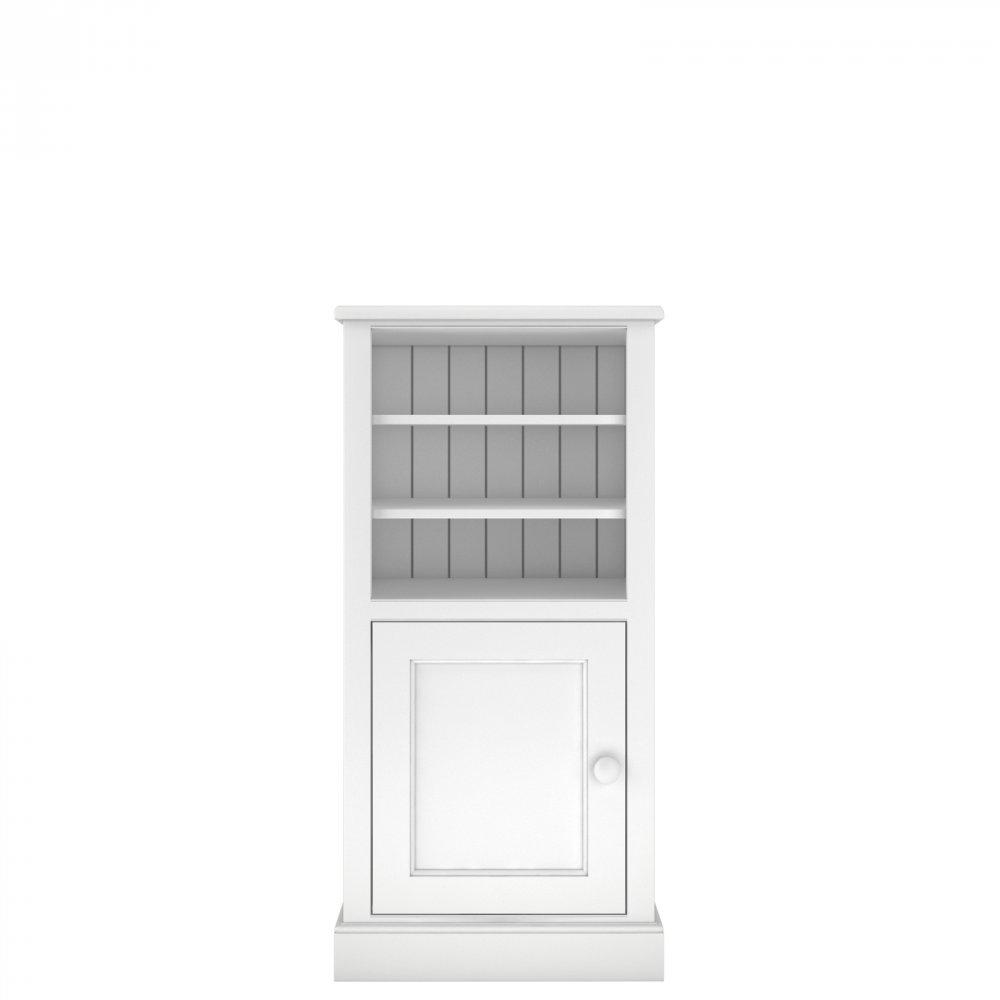 Millbrook Narrow Storage Bookcase