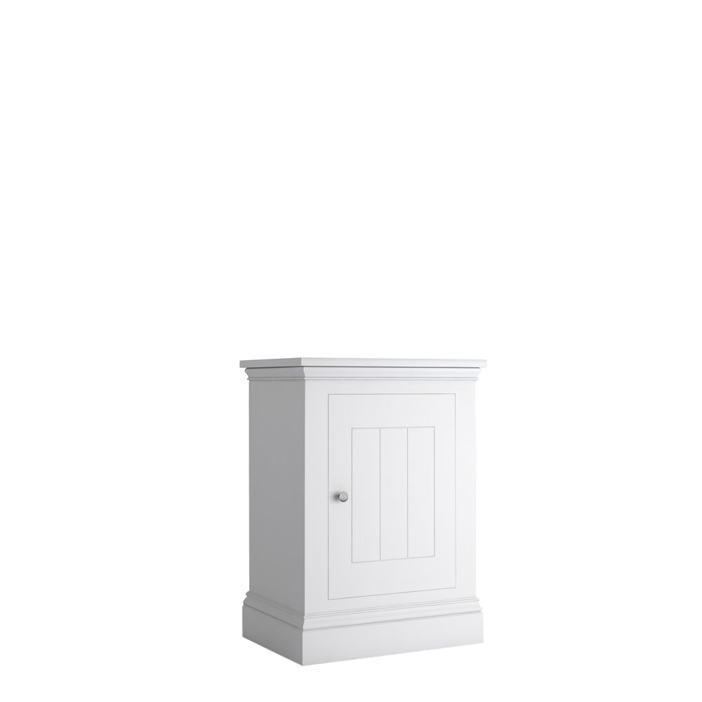 Island Breeze 1 Door Bedside