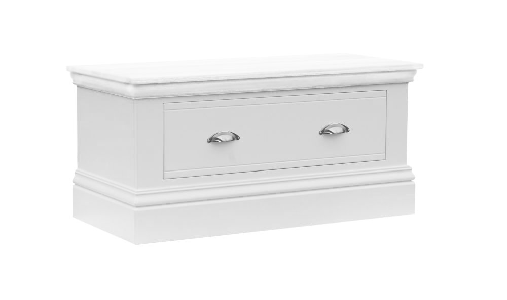 Island Breeze Small Blanket Chest with 1 Drawer